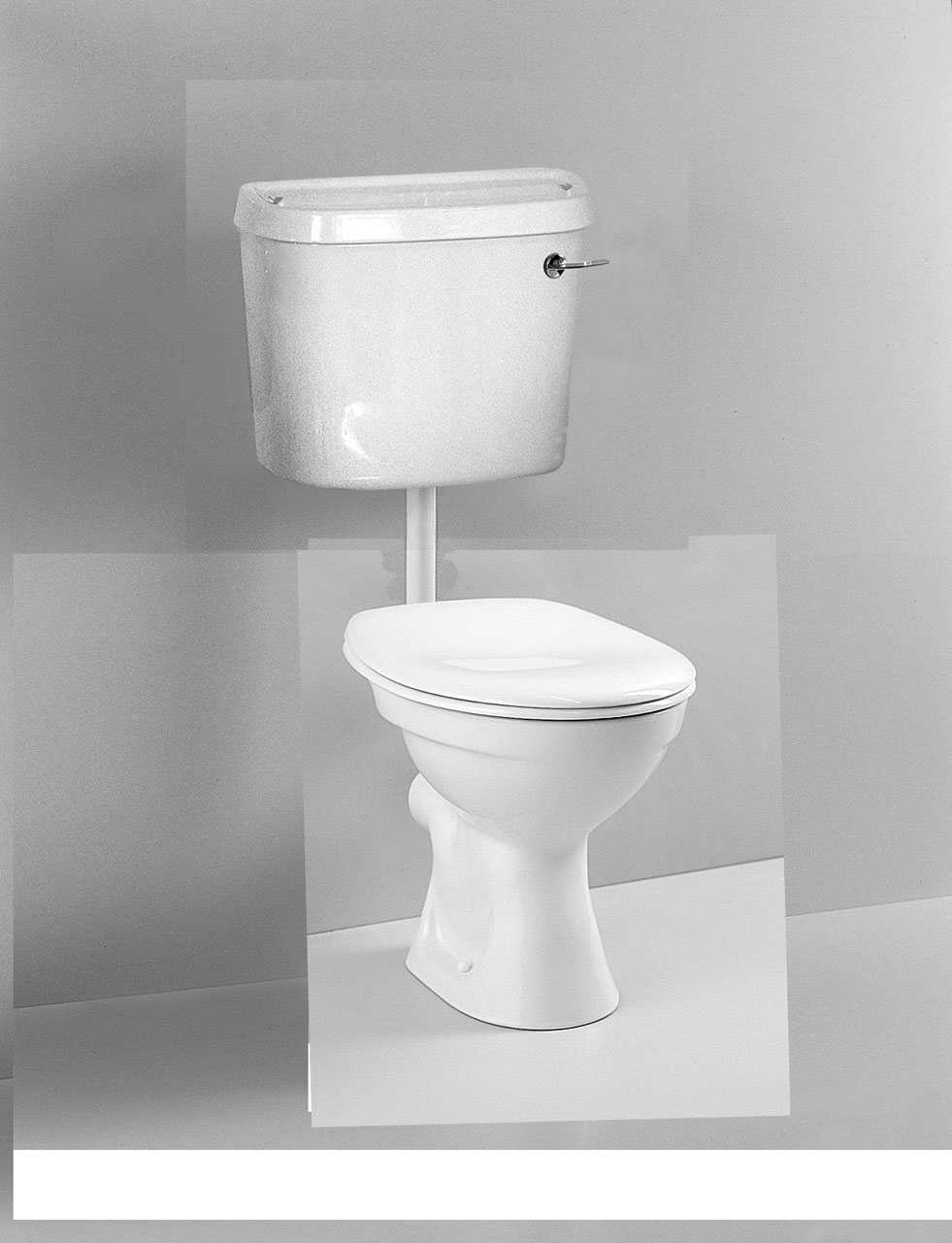 click on Arkitekt Low Level WC - Horizontal Outlet image to enlarge