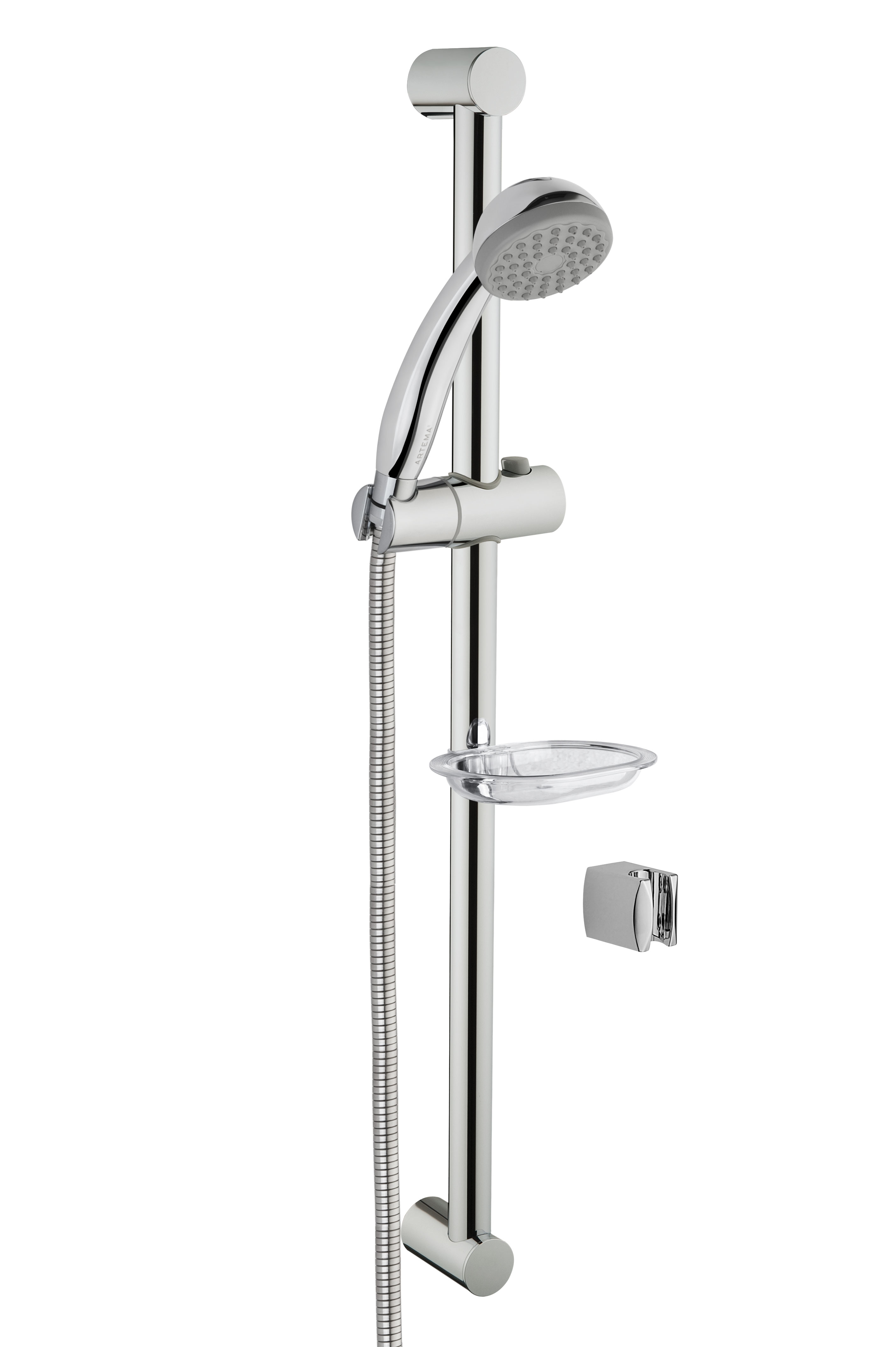 click on Solo C Handshower with Slide Rail image to enlarge